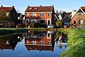 Perfect reflection at Wijkergouw Schellingwoude - panoramio.jpg