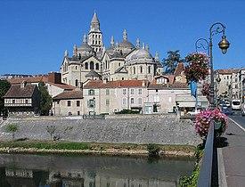 A catedral de S. Front em Périgueux