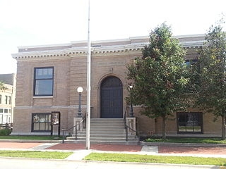 Perry Carnegie Library Building United States historic place