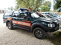 Pest County search and rescue service, Keszthely, 2016 Hungary.jpg