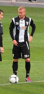 Peter Sládek Slovak soccer player