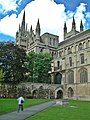 Peterborough Cathedral - geograph.org.uk - 1057966.jpg