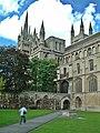 Peterborough Cathedral - geograph.org.uk - 1057966.jpg