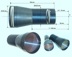 Petzval lens - Image: Petzval 1