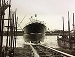 Peveril Launched at Troon.JPG