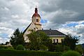 Pfarrkirche hl. Nikolaus, house of the doctor, Fladnitz an der Teichalm.jpg