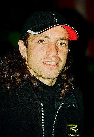 Philippe Candeloro - Image: Philippe Candeloro 2000