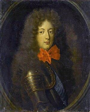 Philippe, Chevalier de Lorraine - Image: Philippe de Lorraine dit le Chevalier de Lorraine 1643 1702