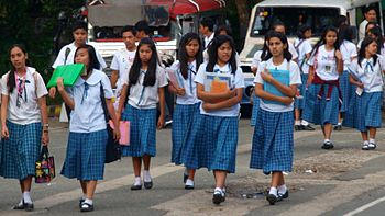 Students in the Plllllhilippines