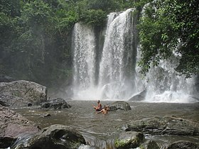 Image illustrative de l'article Parc national de Phnom Kulen