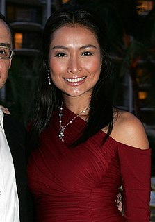 Phoemela Baranda Filipino television presenter