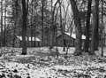 Photograph of Living Quarters and Garage at Imp Lake Tower - NARA - 2128055.tif