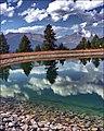 Pian della Rocca - piccolo lago - panoramio.jpg