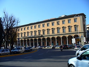 Piazza della Libertà, Florence - Image: Piazza della Libertà (Florence) 11
