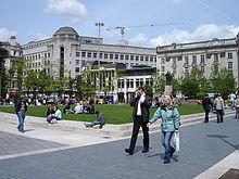 Orte in Manchester auf einem Datum zu gehen