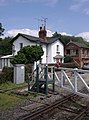 Pickering MMB 07 North Yorkshire Moors Railway (Newbridge level crossing).jpg