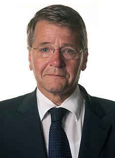 Piet Hein Donner Dutch politician