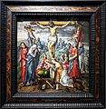 Pieter aertsen (attr.), crocifissione, 1550 ca.jpg
