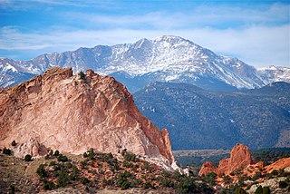 Pikes Peak granite
