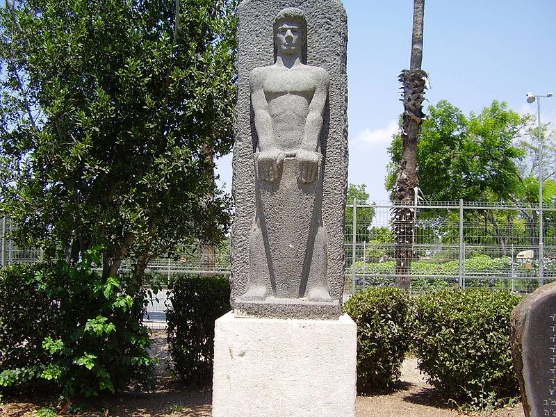 אנדרטה לנופלים במערכות ישראל בנהלל