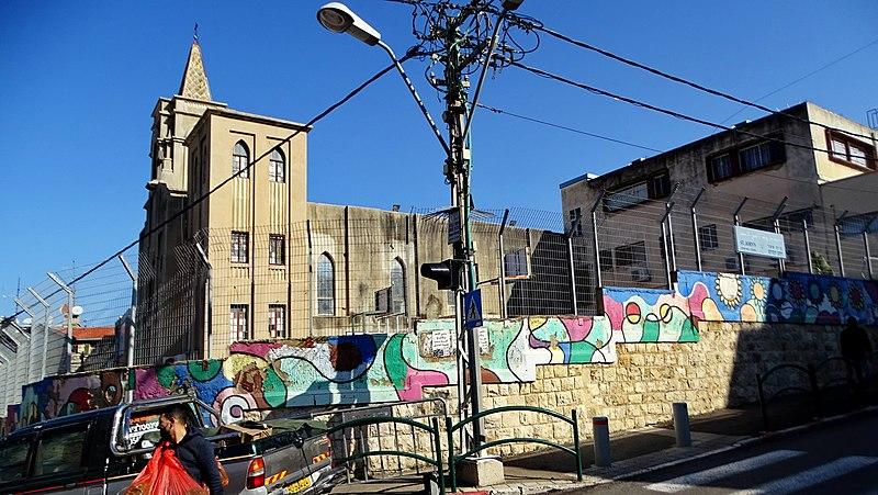 כנסיית יוחנן הקדוש בחיפה