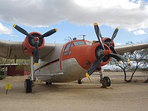 Pima Air & Space Museum - Aircraft 18.JPG