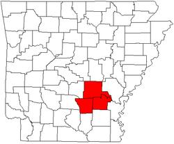 Pine Bluff metropolitan area | Revolvy