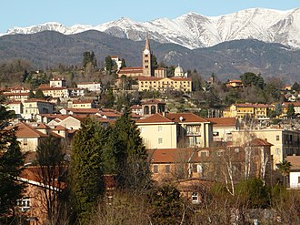 Man in the Iron Mask - The town of Pinerolo