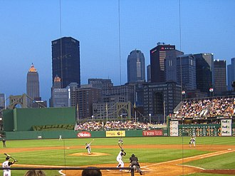 2008 Pittsburgh Pirates season - The Pirates play the Tampa Bay Rays at PNC Park