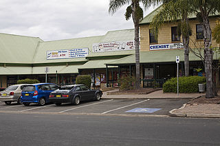 Pitt Town, New South Wales Suburb of City of Hawkesbury, New South Wales, Australia
