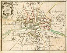 Cartina Parigi Con Quartieri.Quartieri Di Parigi Wikipedia