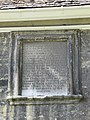 Plaque on the house - geograph.org.uk - 1383853.jpg