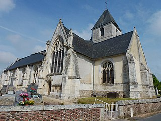 Plasnes Commune in Normandy, France