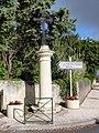 Plassac (Gironde) Croix, Rue Boyer.JPG
