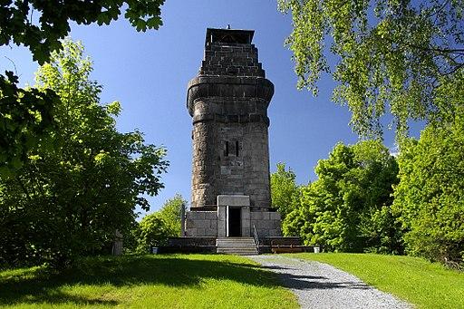 Plauen Kemmler Bismarckturm