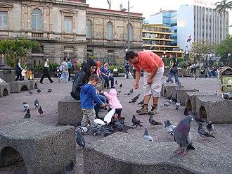 San José, Costa Rica - Plaza de la Cultura