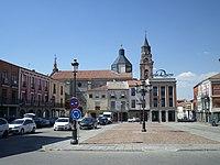 Plaza de la Constitución (Peñaranda de Bracamonte).JPG