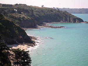 Plérin - Martin beach, Plérin