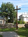 Podlaskie - Łapy - Uhowo - Kościelna 8 - Kościół św. Wojciecha 20110903 06.JPG
