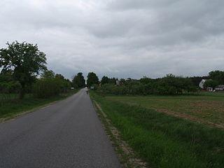 Podmieście, Gmina Głowaczów Village in Masovian Voivodeship, Poland
