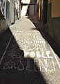 Poema de Vicent Andrés Estellés a un carrer de Balones.JPG