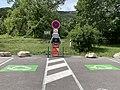 Point de recharge de véhicules électriques, aire de Saint-Julien-en-Beauchêne.jpg