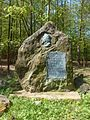 Polička - pomník mistra Jana Husa v Liboháji od Vojtěcha Eduarda Šaffa.jpg