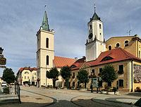 Polkowice - Ośrodek historyczny miasta (zetem)3.jpg