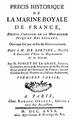 Poncet de La Grave - Précis historique de la marine royale de France, V.1, 1780.png