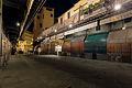 Ponte Vecchio roadway (night) 2013 February.jpg