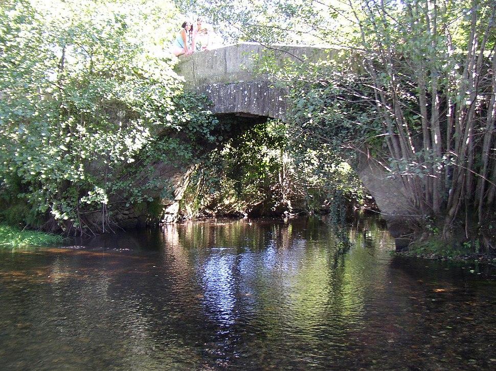 Ponte de Ribadiso da Baixo