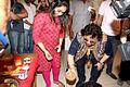 Pooja Gujral, Bappi Lahiri at the launch of 'Main Aur Mr. Riight' (6).jpg