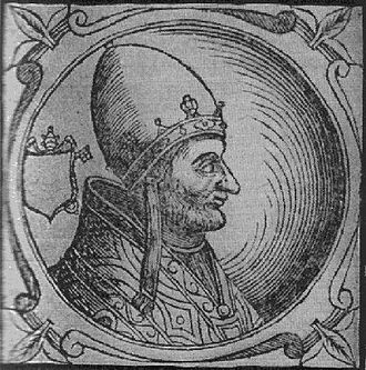 Manuel I Komnenos - Pope Adrian IV, who negotiated with Manuel against the Norman King William I of Sicily