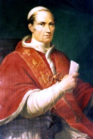 Pope Leo XII - Image: Pope Leo XII